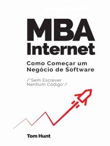 MBA Internet: Como começar um negócio de software (sem escrever nenhum código)