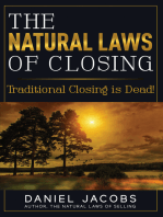 The Natural Laws of Closing