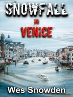 Snowfall in Venice