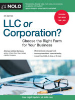 LLC or Corporation?