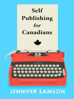 Self Publishing For Canadians