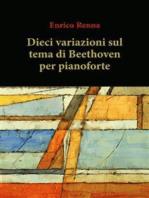 Dieci variazioni su tema di Beethoven