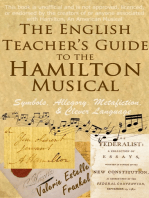 The English Teacher's Guide to the Hamilton Musical