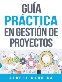 Guía práctica en gestión de proyectos + plantillas editables