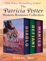 The Patricia Potter Western Romance Collection Volume Two