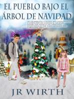 El pueblo bajo el árbol de Navidad