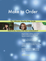 Make to Order The Ultimate Step-By-Step Guide