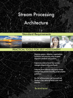 Stream Processing Architecture Standard Requirements