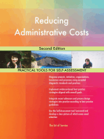 Reducing Administrative Costs Second Edition