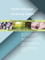 Health and usage monitoring systems Complete Self-Assessment Guide