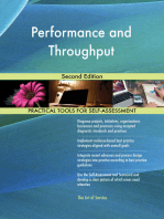 Performance and Throughput Second Edition