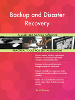 Backup and Disaster Recovery A Clear and Concise Reference