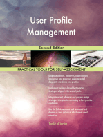 User Profile Management Second Edition