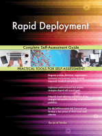 Rapid Deployment Complete Self-Assessment Guide