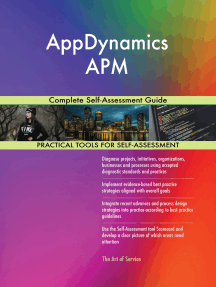 AppDynamics APM Complete Self-Assessment Guide