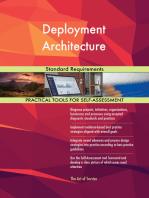 Deployment Architecture Standard Requirements