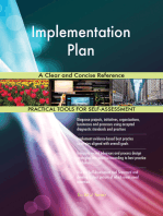 Implementation Plan A Clear and Concise Reference