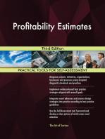 Profitability Estimates Third Edition