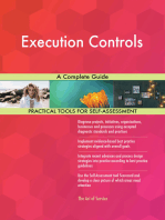 Execution Controls A Complete Guide