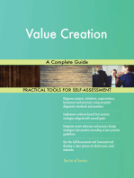 Value Creation A Complete Guide