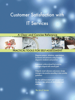 Customer Satisfaction with IT Services A Clear and Concise Reference