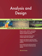 Analysis and Design The Ultimate Step-By-Step Guide