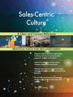 Sales-Centric Culture A Clear and Concise Reference