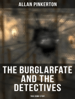 The Burglar's Fate and the Detectives (True Crime Story)