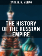 The History of the Russian Empire