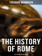The History of Rome - All 5 Volumes in One Edition