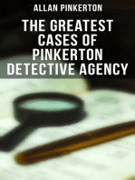The Greatest Cases of Pinkerton Detective Agency