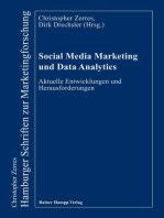 Social Media Marketing und Data Analytics