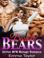 Double Bears (Shifter MFM Menage Romance)