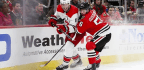 Hurricanes Spoil Jeremy Colliton's NHL Coaching Debut With 4-3 Victory Over Blackhawks