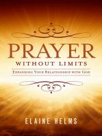 Prayer Without Limits