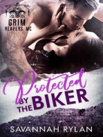Protected by the Biker
