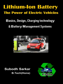 Lithium-Ion Battery: The Power of Electric Vehicles with Basics, Design, Charging technology & Battery Management Systems