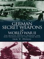 German Secret Weapons of World War II