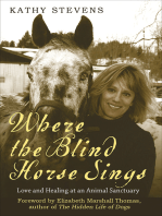 Where the Blind Horse Sings