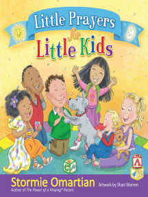 Little Prayers for Little Kids