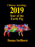 Chinese Astrology: 2019 Year of the Earth Pig