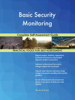 Basic Security Monitoring Complete Self-Assessment Guide