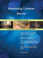 Maintaining Container Security A Complete Guide