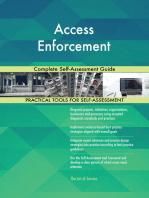 Access Enforcement Complete Self-Assessment Guide
