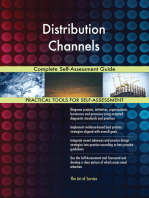 Distribution Channels Complete Self-Assessment Guide