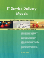 IT Service Delivery Models The Ultimate Step-By-Step Guide