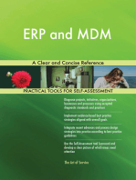 ERP and MDM A Clear and Concise Reference