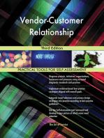Vendor-Customer Relationship Third Edition