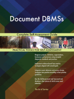 Document DBMSs Complete Self-Assessment Guide