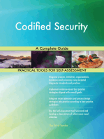 Codified Security A Complete Guide